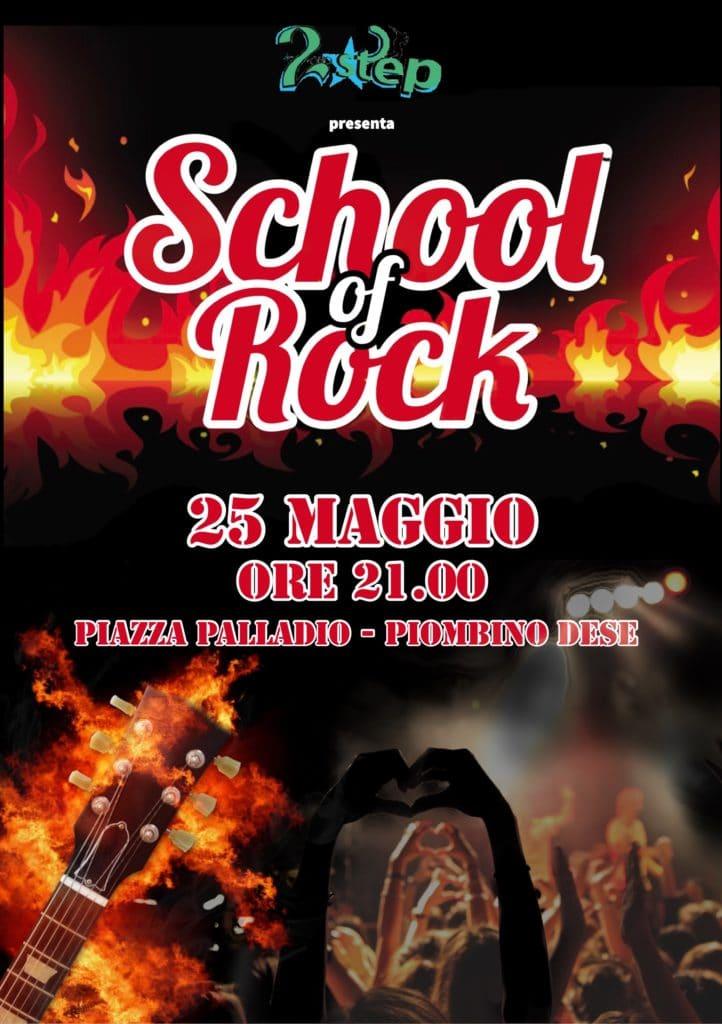 locandina School of Rock