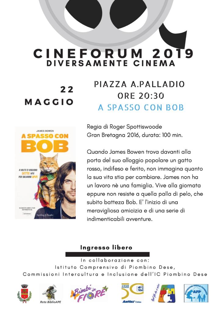 cineforum 2019: A spasso con bob